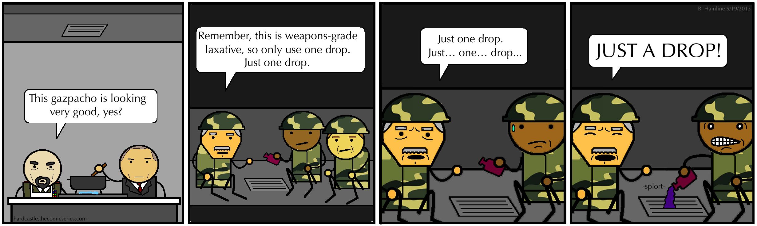 Just a Drop