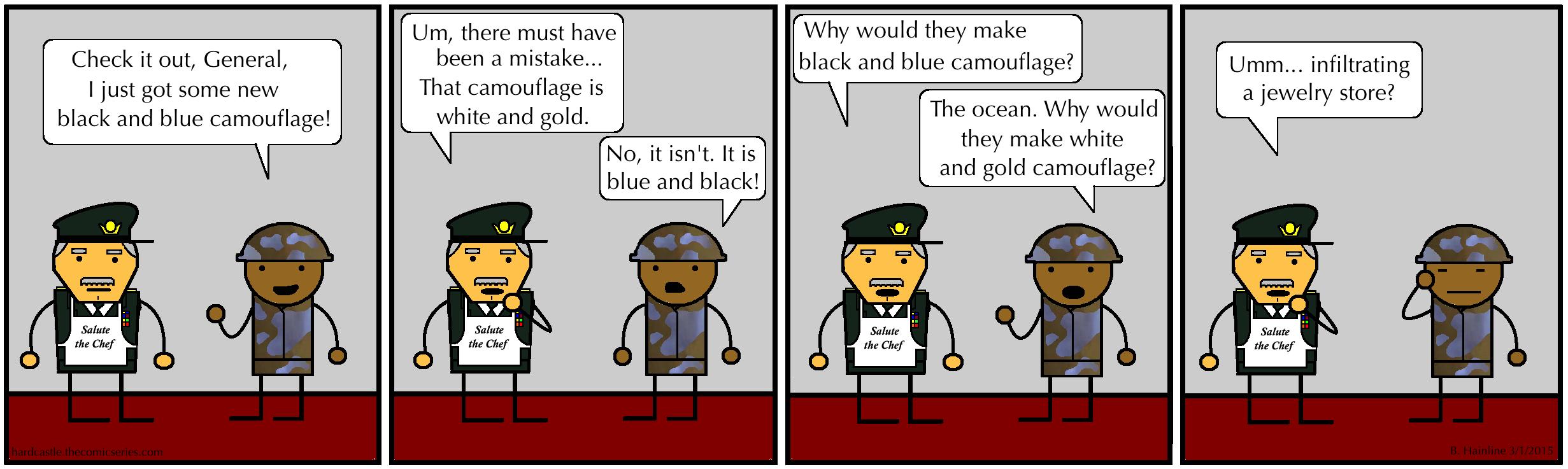 Color Debate