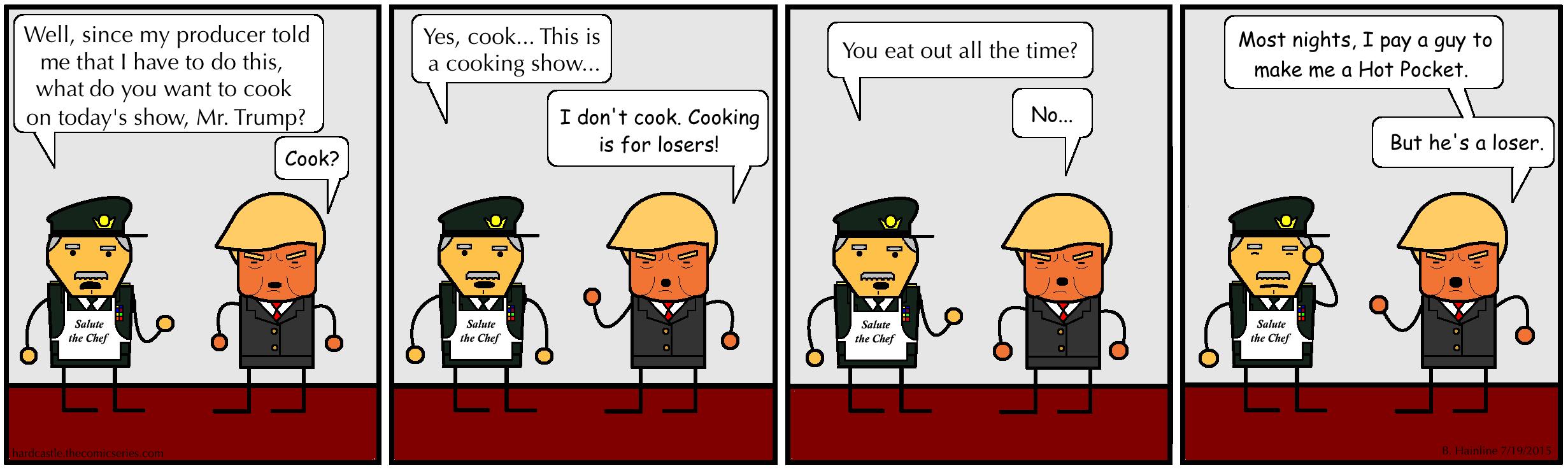Cooking Alternative